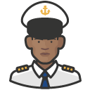 Avatar of naval officers black male