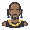 Avatar of celebrity musician snoop dogg rapper