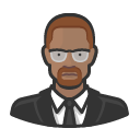 Avatar of civil rights malcolm x