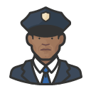Avatar of police officers black male