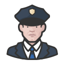 Avatar of police officers white male