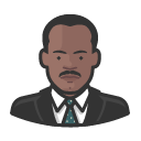 Avatar of civil rights martin luther king jr